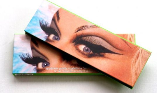 Kat Von D x Divine Palette / British Beauty Blogger