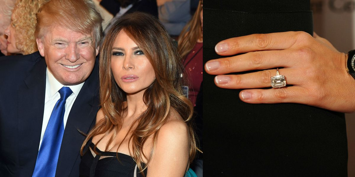 Trump S Jewelers Say He Lied About How Much He Paid For Melania S