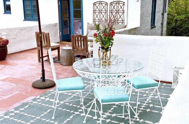 Upper Patio Amp Outdoor Furniture Makeover Furilia Your