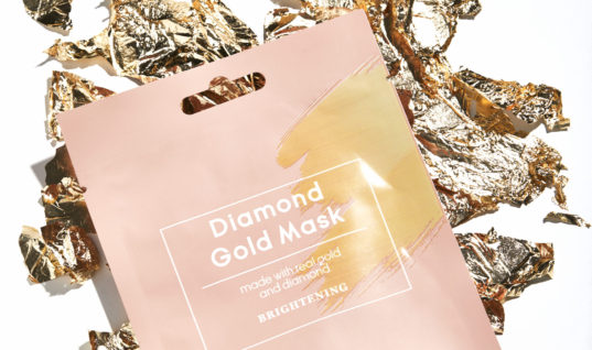 Why Vitamasques' Gold Sheet Masks Will Change Your Skin