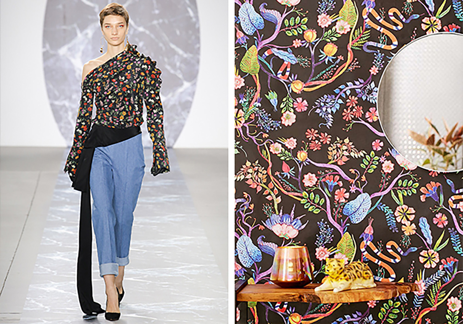 Design Inspo: 4 Fashion Week Trends to Try at Home