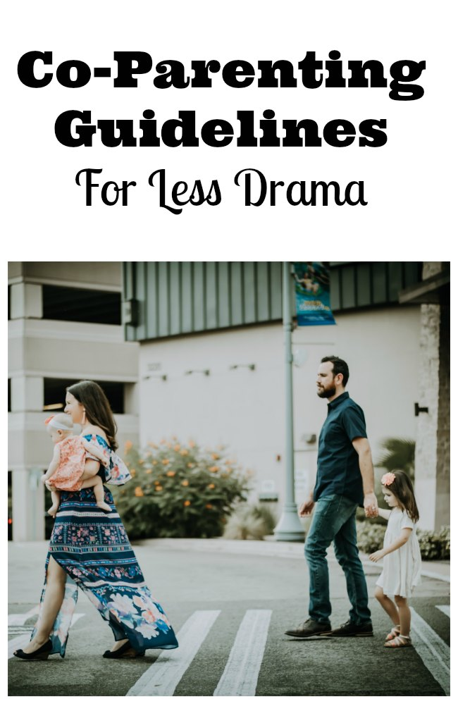 co parenting guidelines