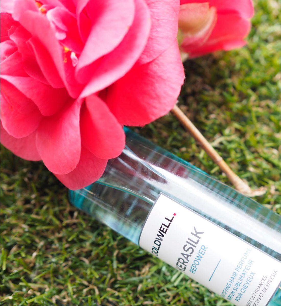 Goldwell Kerasilk Hair Fragrance / British Beauty Blogger 42