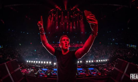 E-Force is Using His Dark Vision of Hardstyle to Conquer the World – EDM.com