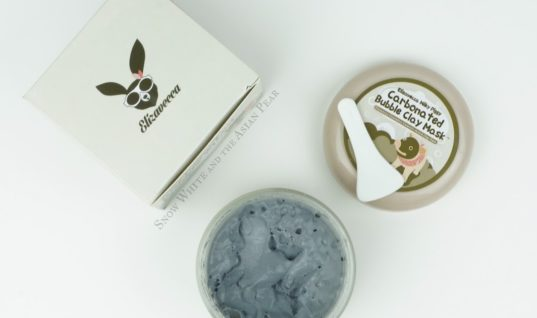 Elizavecca Milky Piggy Carbonated Bubble Clay Mask Review: Tested & Detested