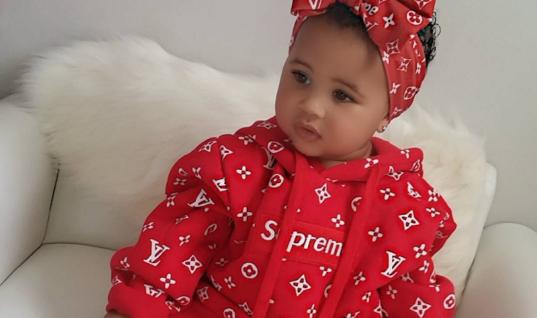 Fashion Bomb Baby of the Week: Skyla A'Lori