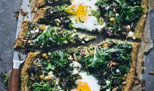 Green Kitchen Stories » Hippie Pizza + video