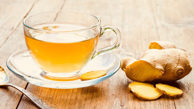 Science Explains The Health Benefits of Drinking 'Ginger Tea' Every Night Before Bed 36