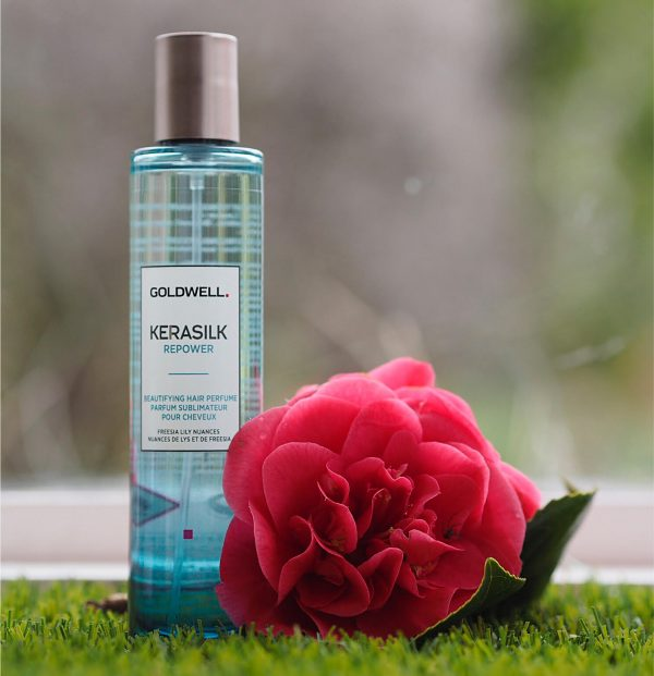 Goldwell Kerasilk Hair Fragrance / British Beauty Blogger 55