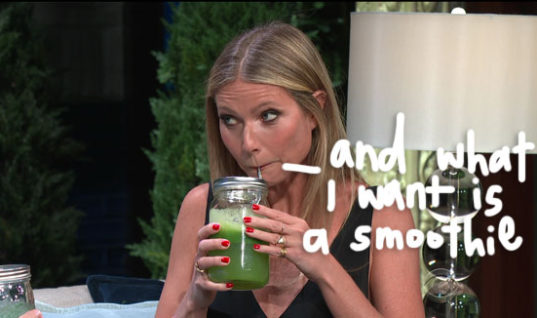 Gwyneth Paltrow Says She Eats Whatever She Wants For Dinner & Is 'Basically Never Cleansing' — Who IS She??