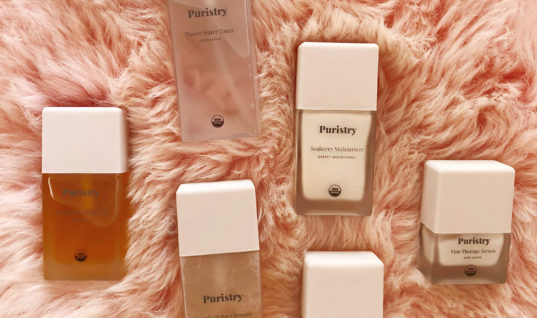 Puristry Organic Skincare – A Beautiful Mess