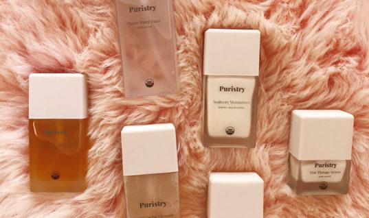 Puristry Organic Skincare – A Beautiful Mess