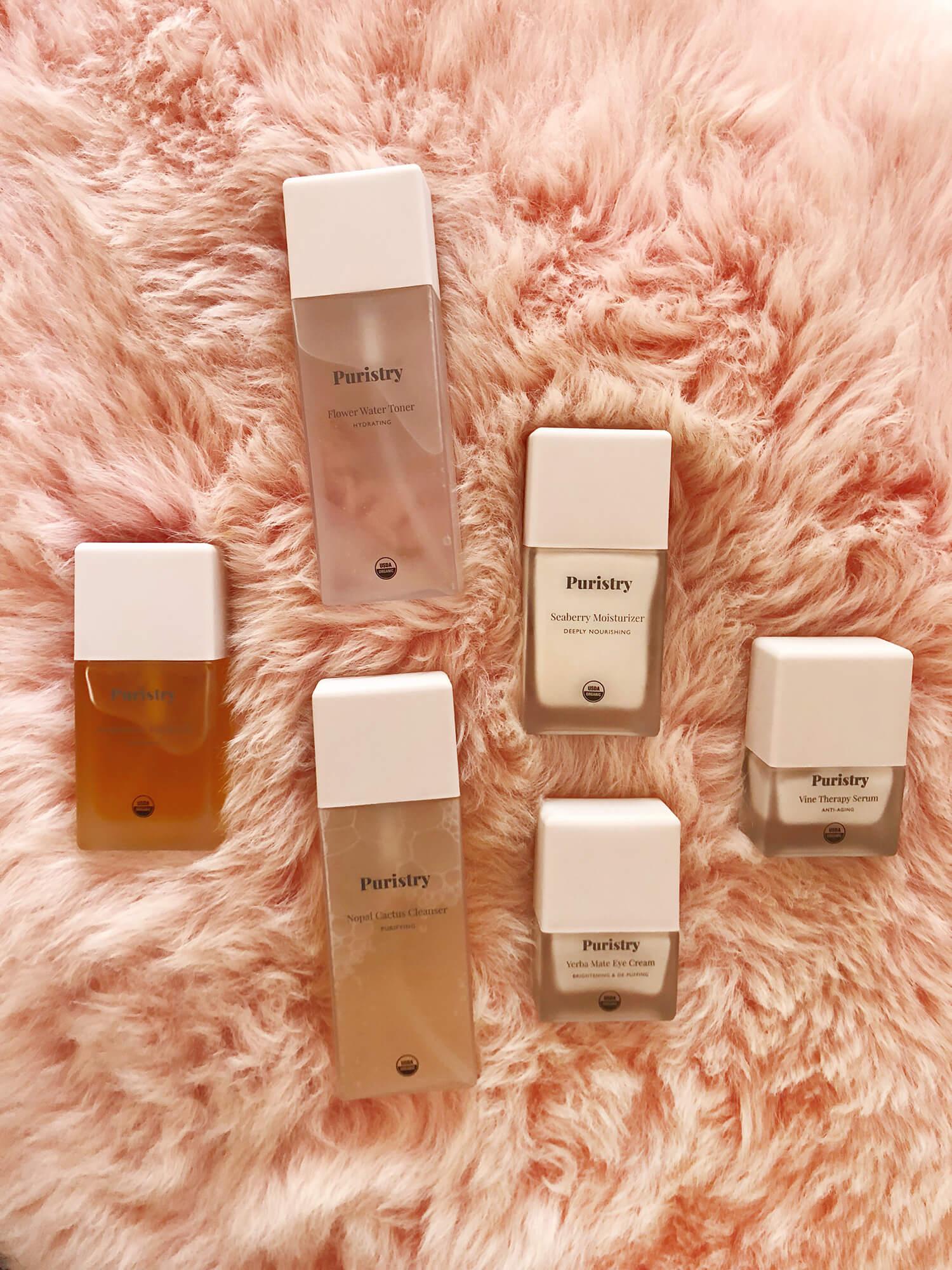 Puristry Organic Skincare – A Beautiful Mess 36