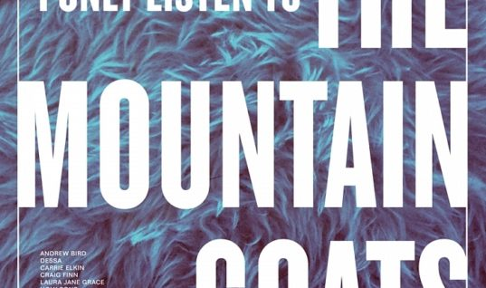 Album Review: Various Artists – I Only Listen to the Mountain Goats: All Hail West Texas / Releases / Releases // Drowned In Sound