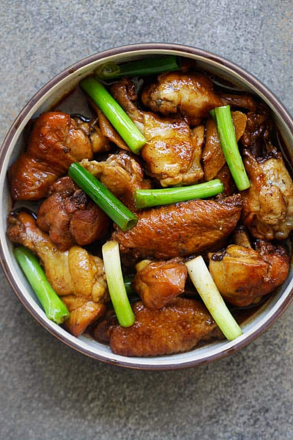 Ginger Soy Chicken Instant Pot Furilia Your Daily