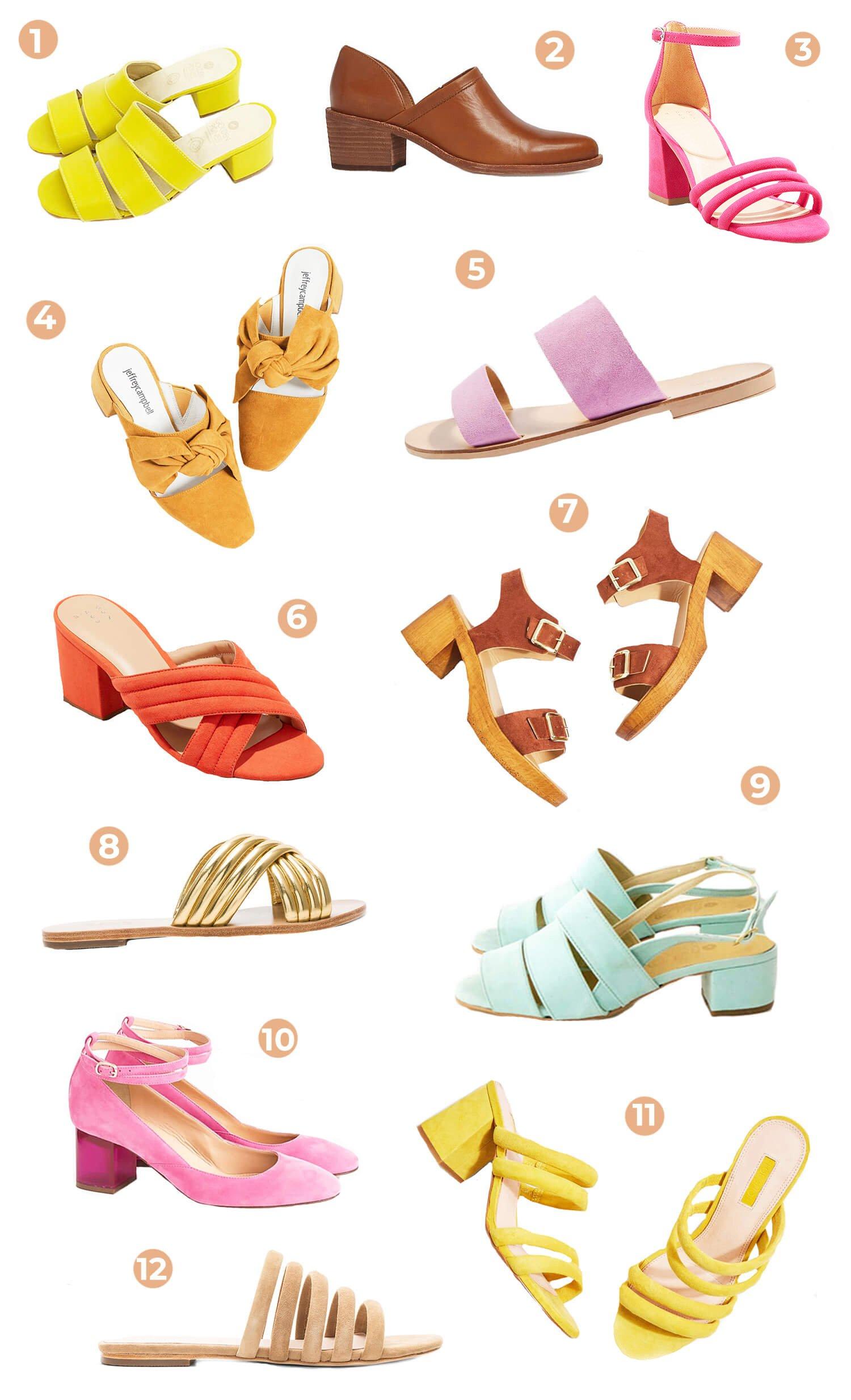 Spring Capsule Wardrobe Ideas – A Beautiful Mess 93