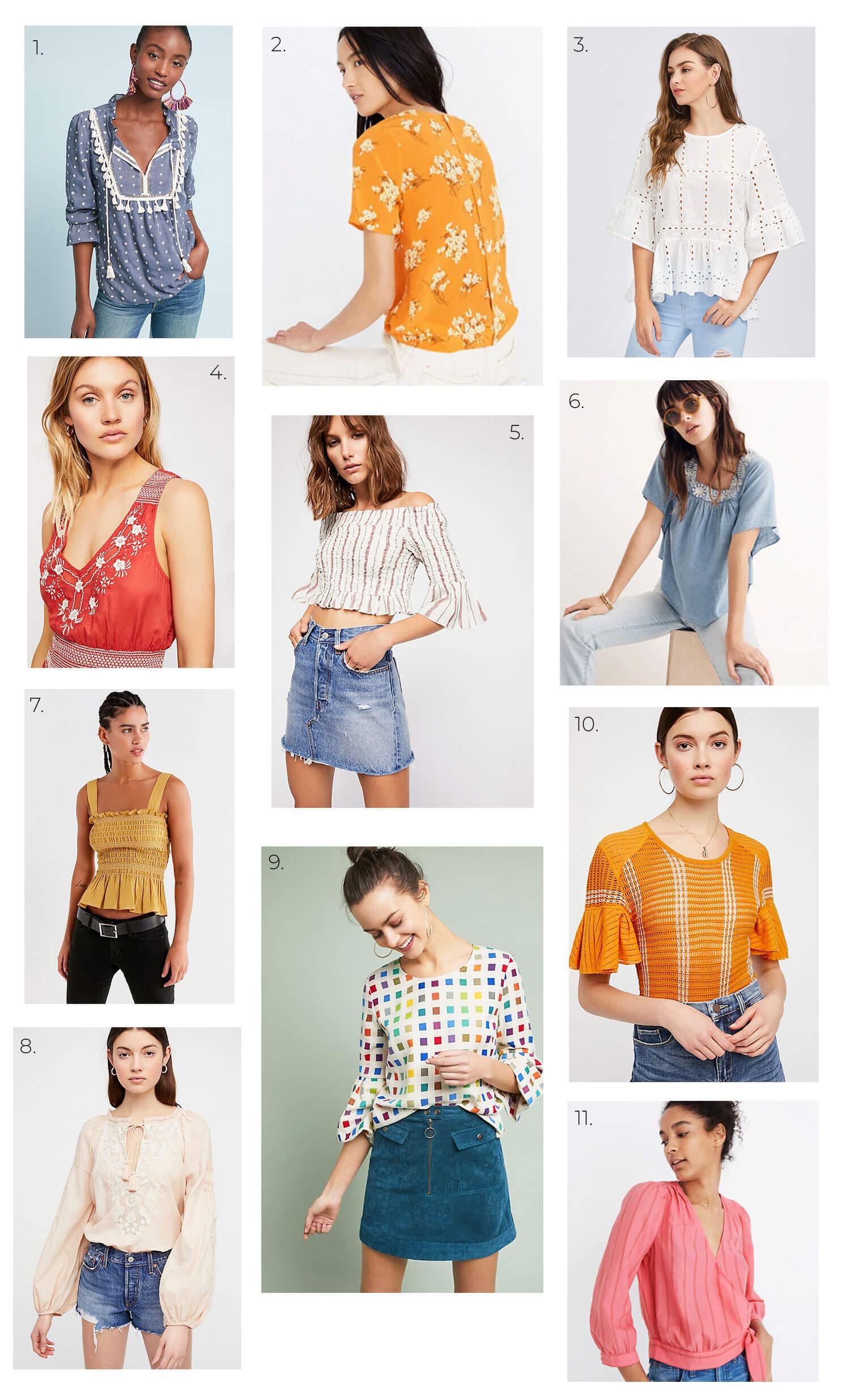 Spring Capsule Wardrobe Ideas – A Beautiful Mess 95