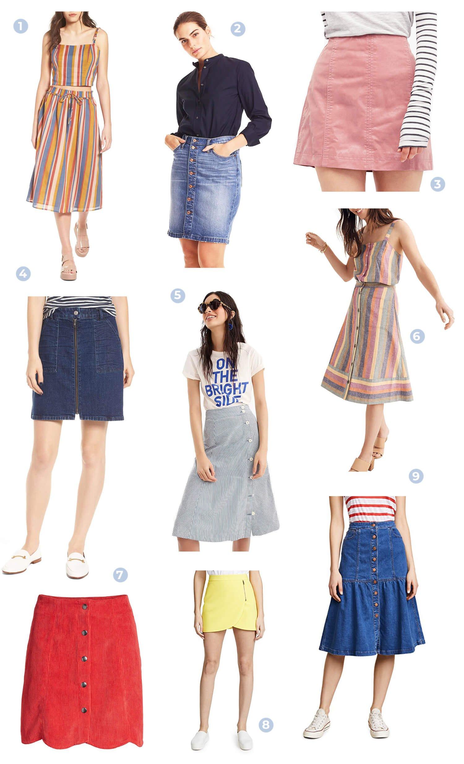 Spring Capsule Wardrobe Ideas – A Beautiful Mess 97