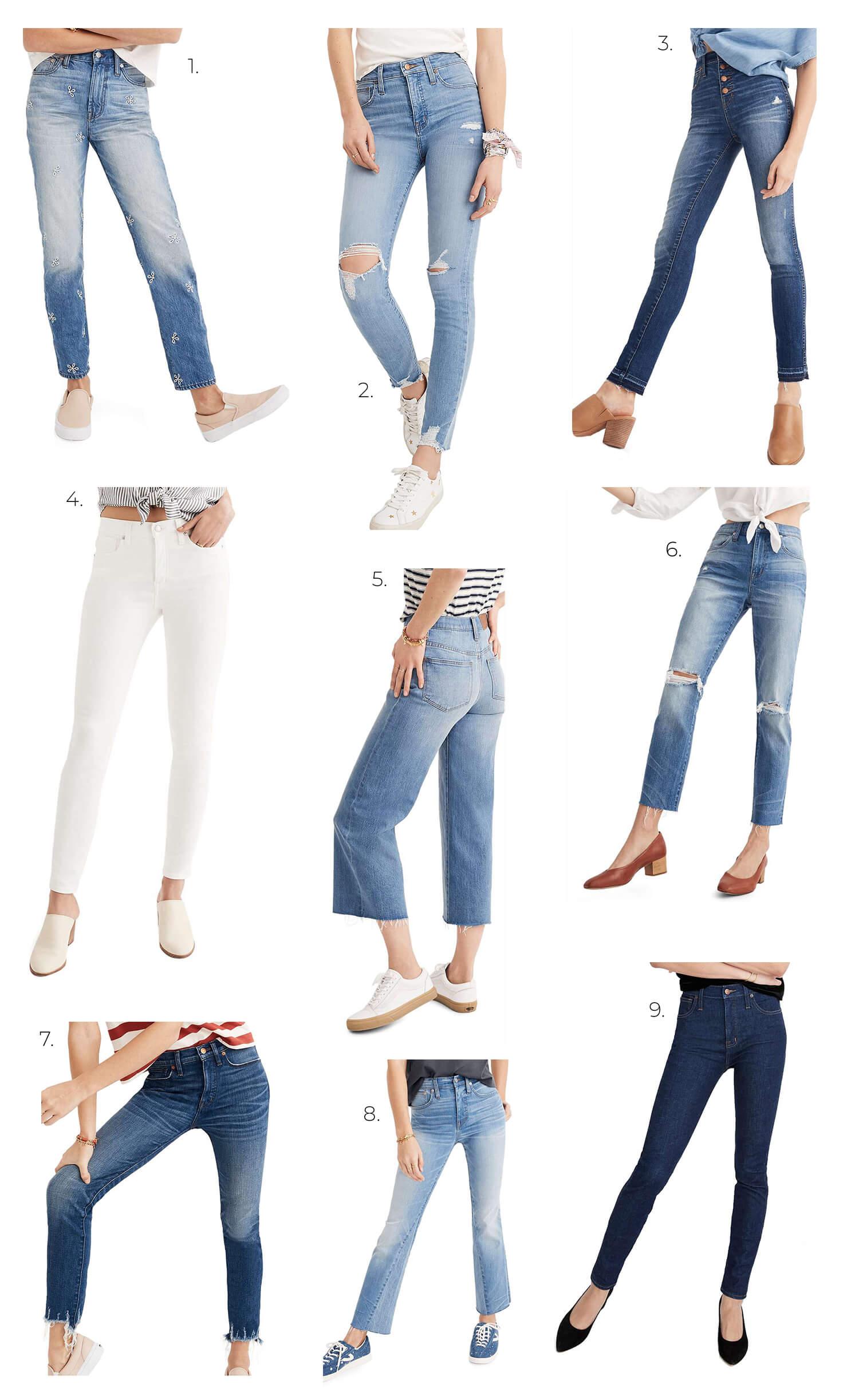 Spring Capsule Wardrobe Ideas – A Beautiful Mess 98