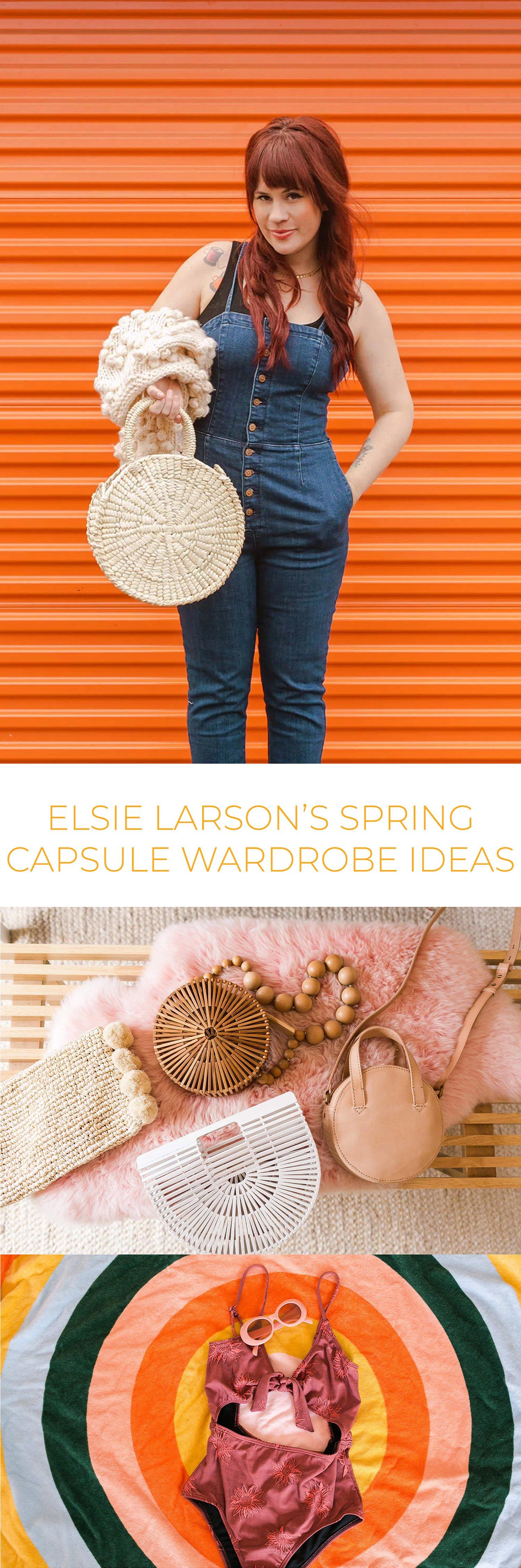 Spring Capsule Wardrobe Ideas – A Beautiful Mess 111