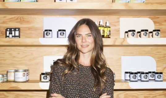 First Lady on the 'Moon': Amanda Chantal Bacon on Creating the Product She Was Searching For
