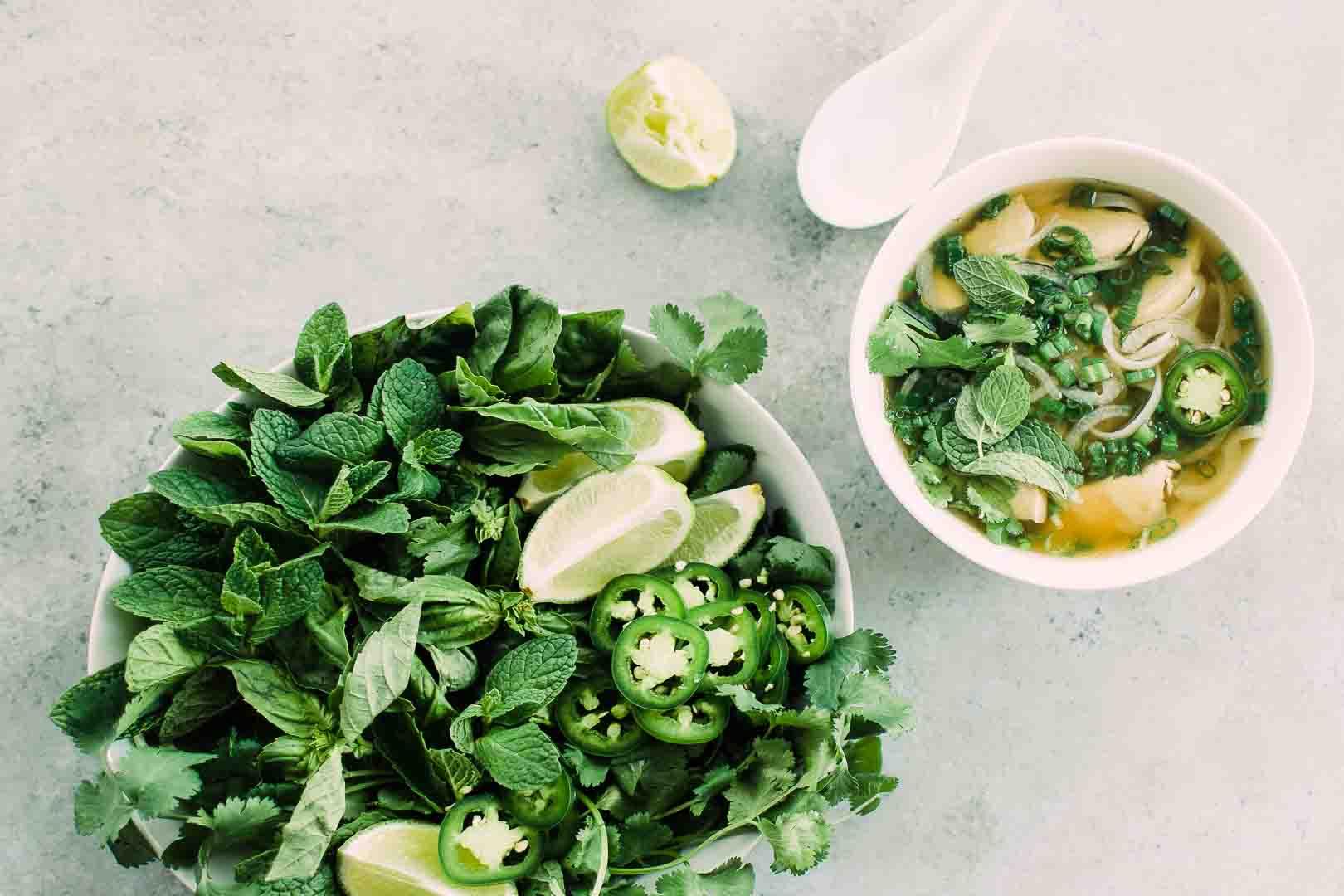 Chicken Pho Recipe (Pho Ga) — Nourished Kitchen 43