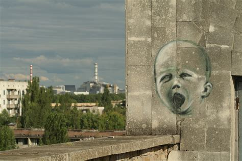 Chernobyl Atomic Spring in the only city that remained Soviet forever 67