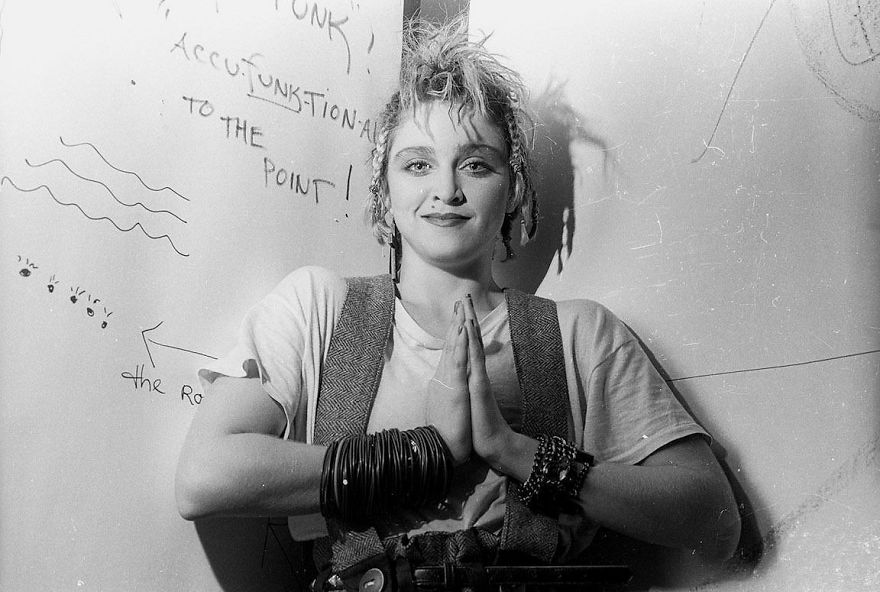 Rare Photos Of Madonna In 1983 Before She Became The Queen Of Pop 47