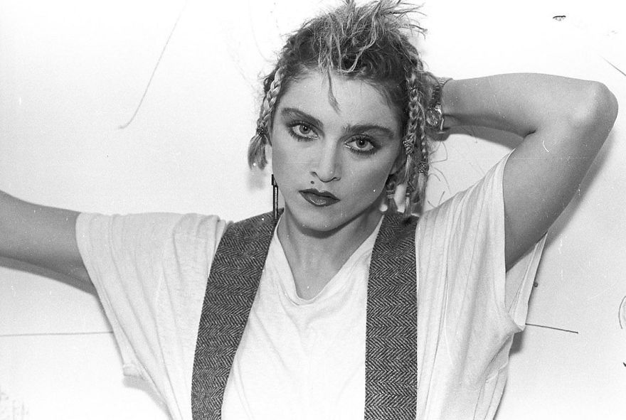 Rare Photos Of Madonna In 1983 Before She Became The Queen Of Pop 69