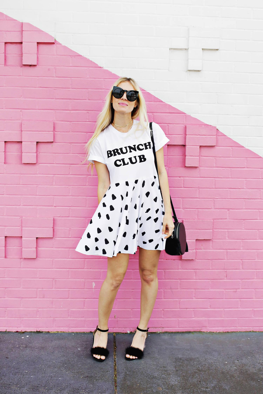 Make A Dress From Any T-Shirt! – A Beautiful Mess 52