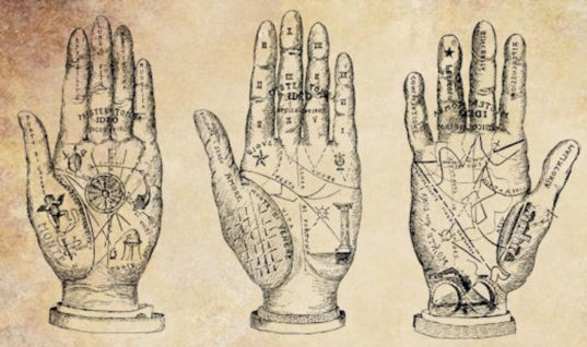 Do you know how to read your own hand? What will The Shape Of Your Hands Reveal About Your Personality?