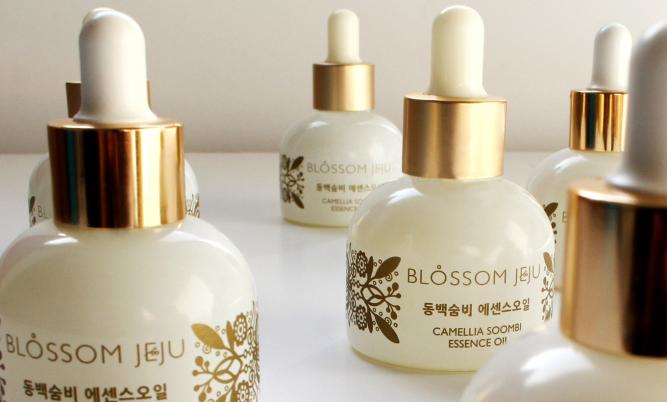 glow recipe blossom jeju essence oil