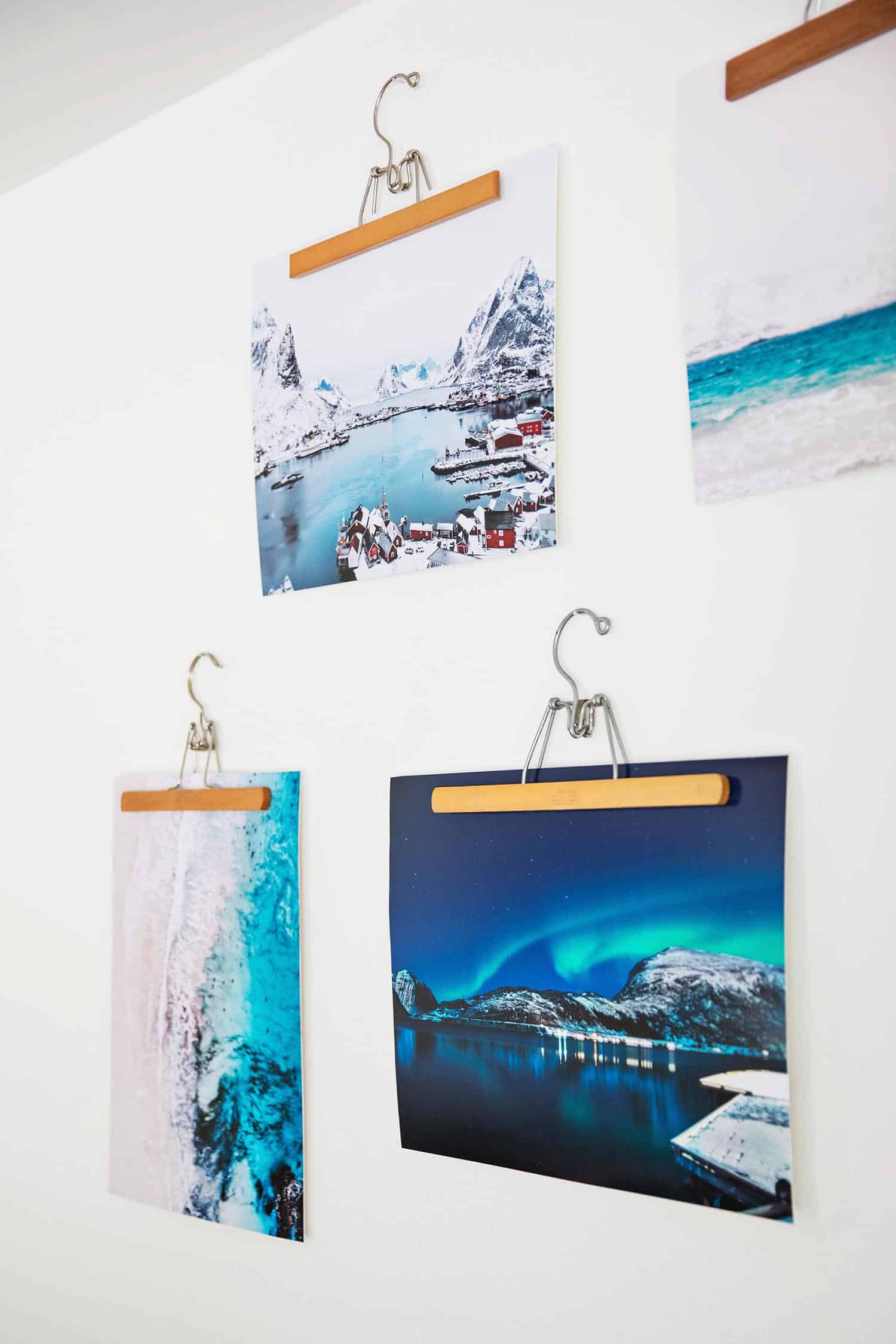 How to Make Easy and Quick Wooden Hanger Frames 63