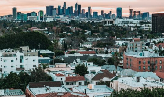 Visiting LOS ANGELES: Go, Be You