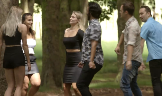 'Planet Earth' Parody on the Mating Rituals of Humans in Their Natural Club Habitat