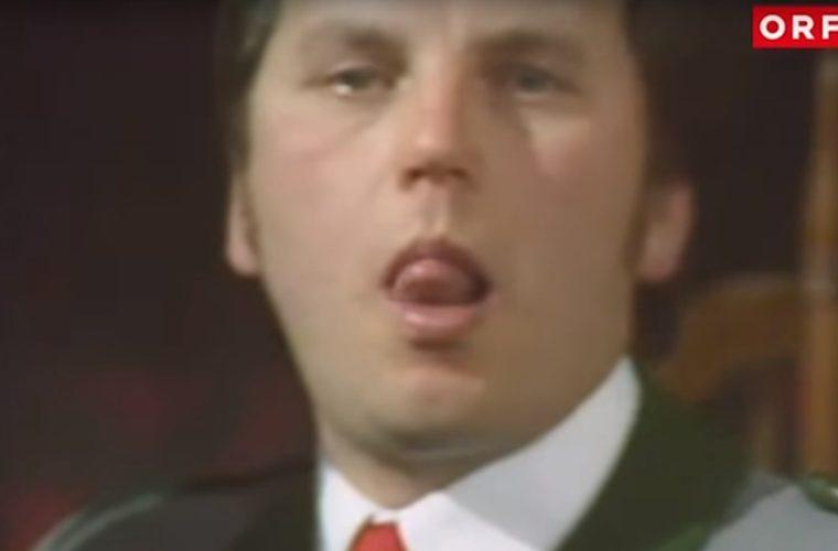 Dont miss the Tyrolean Choir's advanced tongue technique!