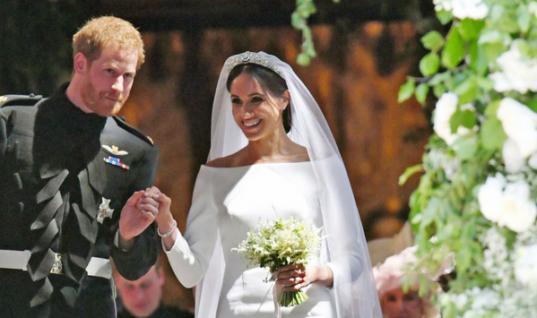 Get The Meghan Markle Royal Wedding Beauty Look
