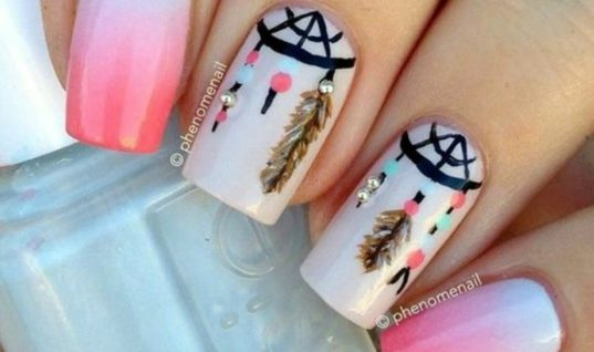 12 summer manicure designs, from which you want to dance!