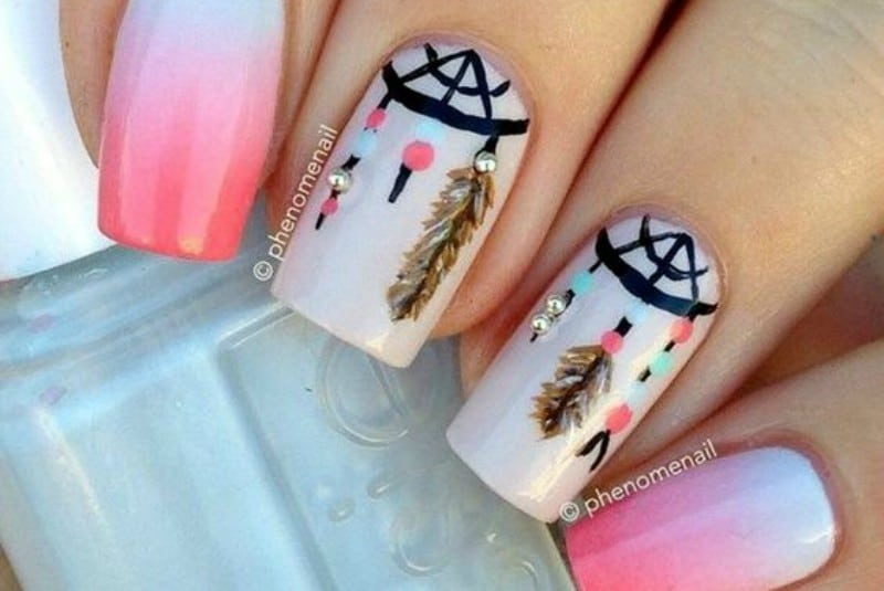 12 summer manicure designs, from which you want to dance! 79