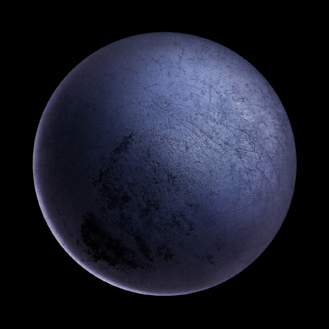 Real Frying Pans That Look like Alien Planets 70