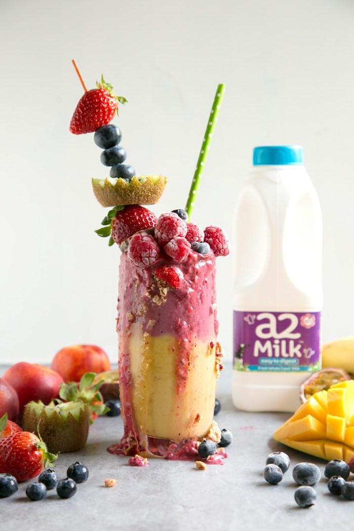 Fruit Freakshake - The Petite Cook 48