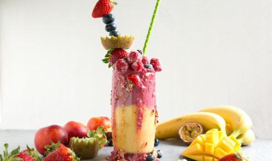 Fruit Freakshake – The Petite Cook