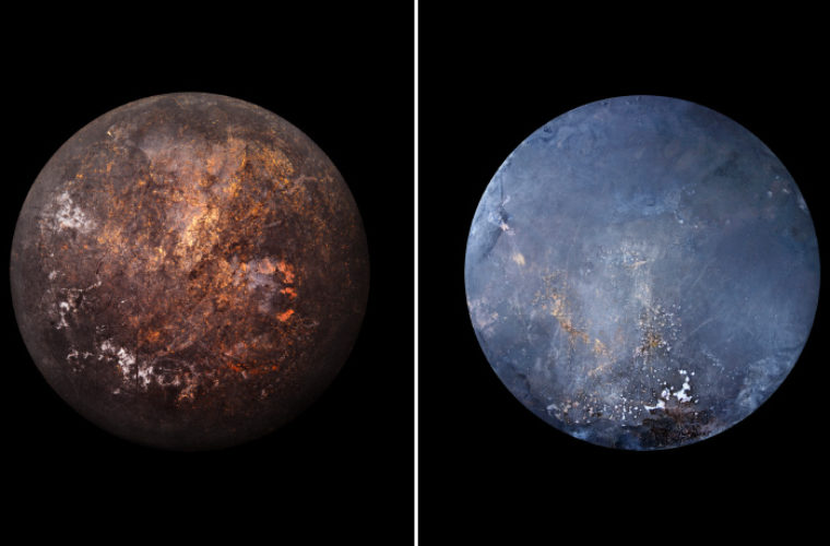 Real Frying Pans That Look like Alien Planets 66