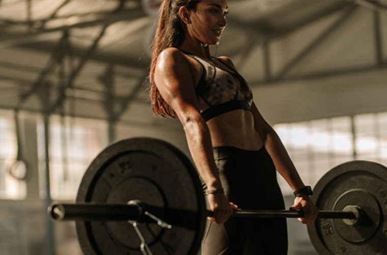 Judy Godsey Saved Her Life With Help Of Weightlifting and Fitness