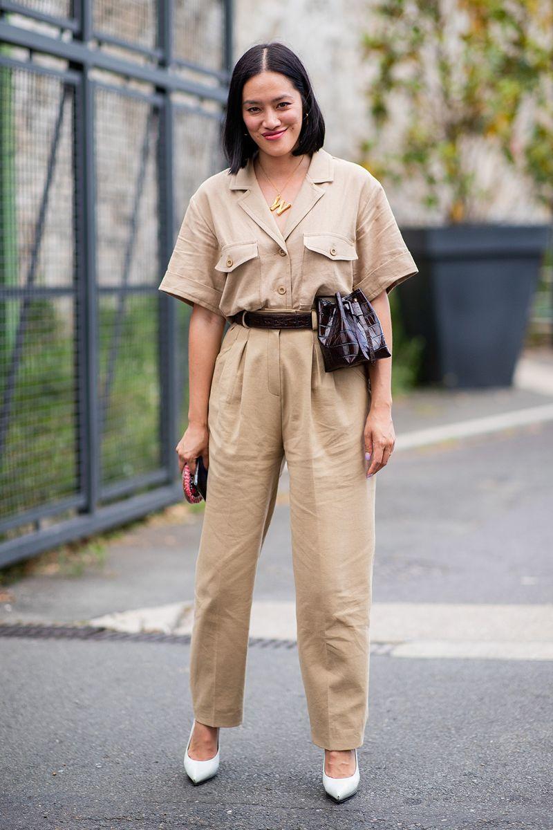 Paris Haute Couture Fashion Week Street Style 72