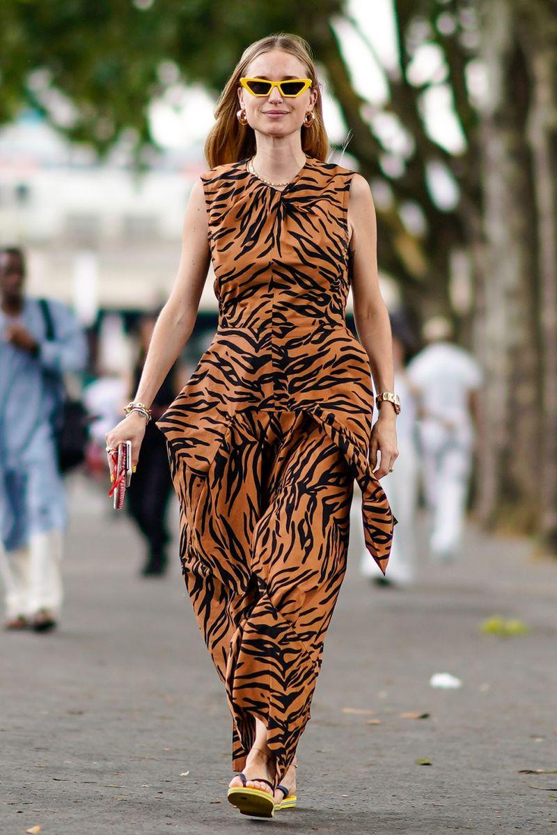 Paris Haute Couture Fashion Week Street Style 73