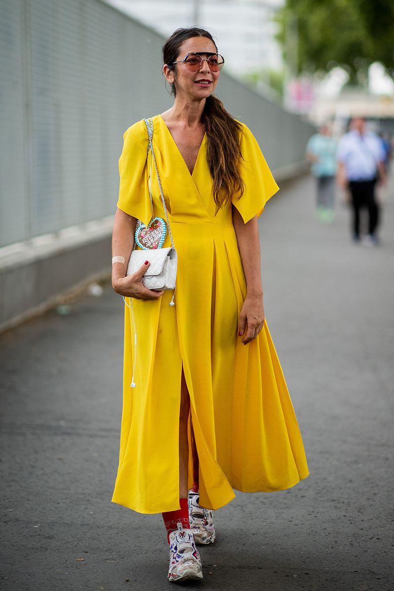 Paris Haute Couture Fashion Week Street Style 75