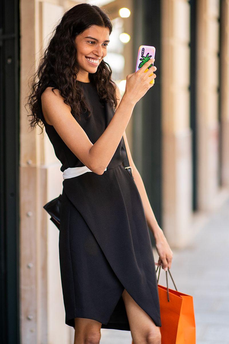 Paris Haute Couture Fashion Week Street Style 76
