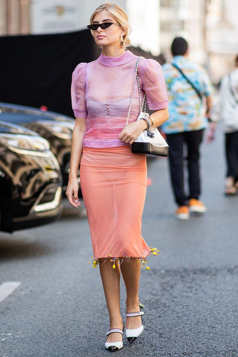 Paris Haute Couture Fashion Week Street Style 77