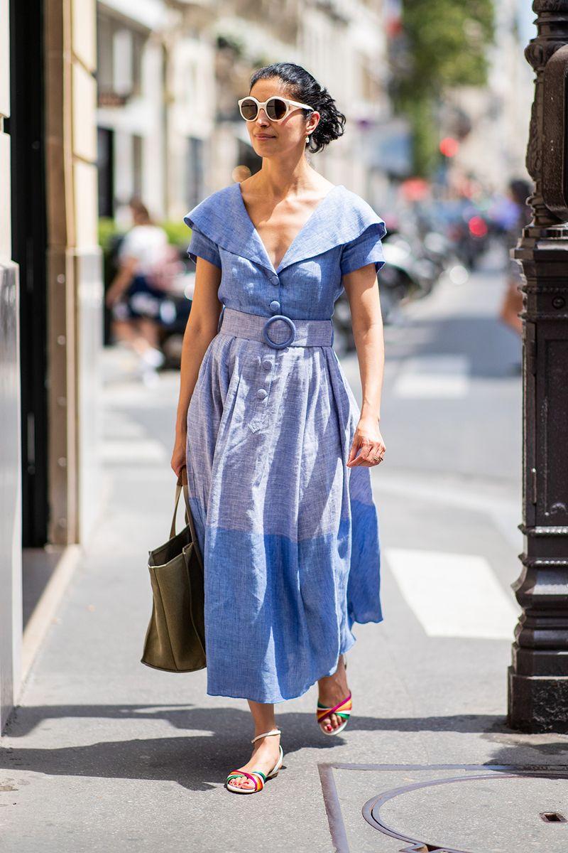 Paris Haute Couture Fashion Week Street Style 79